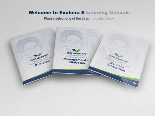 Exubera E-learning Manual – Pfizer